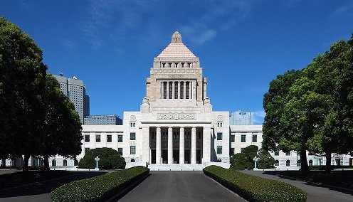 Japan government shaken by scandal