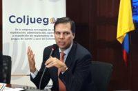 Coljuegos realiza primera radicación de nuevo contrato online