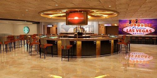 Harrah Las Vegas Lobby