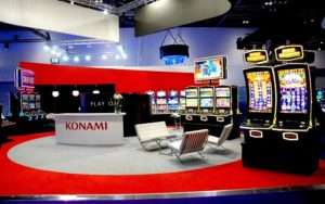 KONAMI highlights strong product line-up at ICE 2018