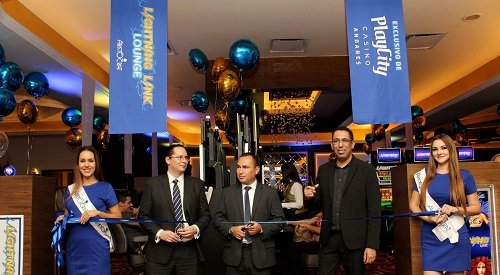 ARISTOCRAT's first Lightning Link Lounge in Latin America
