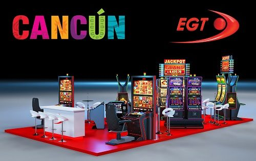 EGT will debut at CGS 2018 in Cancun