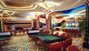 Chile – Ingresos brutos de la industria de casinos de juego