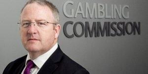 UK Gambling Commission CEO announces departure