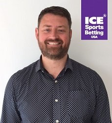 Rory Credland, Event Director, responsible for ICE Sports Betting USA