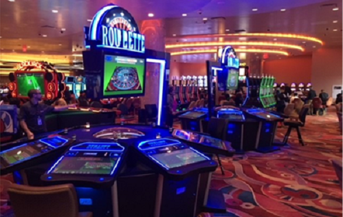IGT deploys Dynasty Electronic Table Games