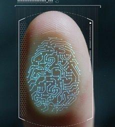New NRM smart technology harnesses finger print recognition