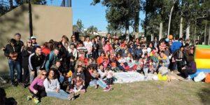 Por las sonrisas de los niños argentinos