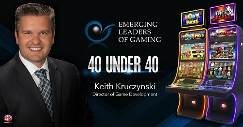Gaming Arts' Keith Kruczynski named