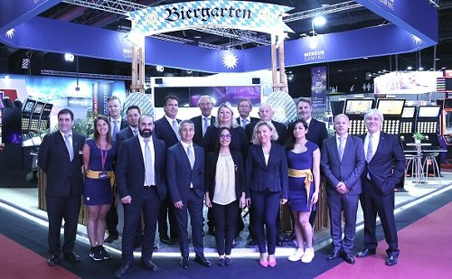 Merkur Gaming was the focal point of SAGSE Buenos Aires