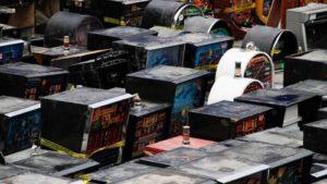 MINCETUR decomisa 35 máquinas tragamonedas en Junín