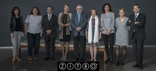 Aragon and Catalonia authorities visit Zitro