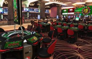 Interblock installs stadium at Viejas Casino & Resort