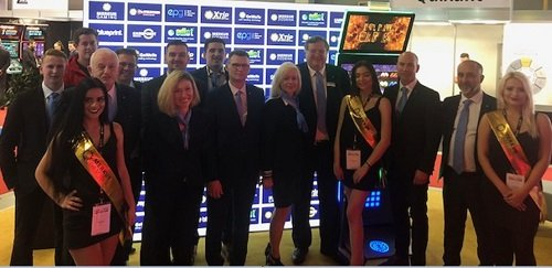 Sofia success for Merkur Gaming