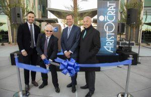 ARISTOCRAT inaugura su nuevo campus de Summerlin