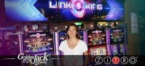 Link King ya se puede jugar en Bingo Golden Jack en Quilmes
