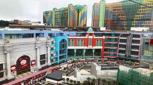 Genting Malaysia opens outdoor theme park