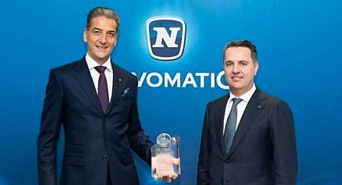 "NOVOMATIC once again ""Casino Supplier of the Year"""