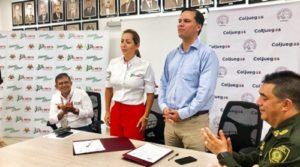 Gobernación del Meta firmó Pacto por la Legalidad