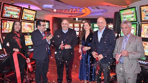 Caliente Group opens gambling lounge with all EGT machines