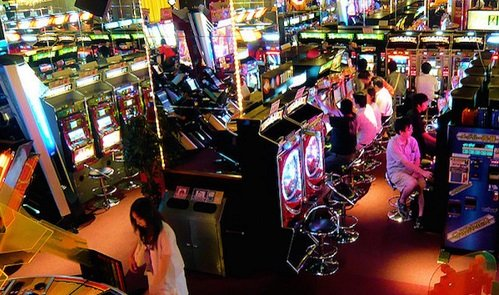 JAPAN – Pachinko and racing industries banned from IRs