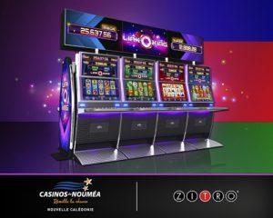 Link King llega al Casino Nouméa en Nueva Caledonia