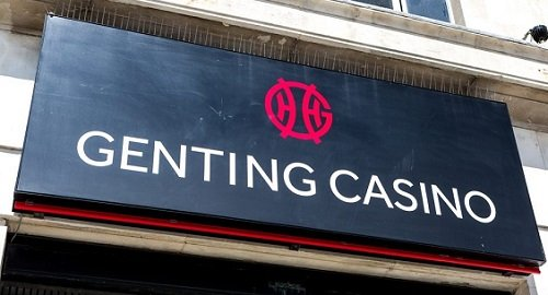 Genting Casinos first to receive GamCare's safer gambling standard