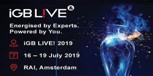 Online Games from AMATIC Industries to be the focus at iGB L!ve in Amsterdam