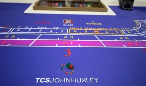 TCSJOHNHUXLEY innovations light up the Gaming Floor at G2E