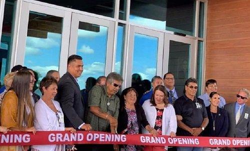 Leech Lake Band of Ojibwe opens new Cedar Lakes Casino Hotel