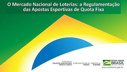 BRAZIL – Government publishes first draft for sports betting regulations