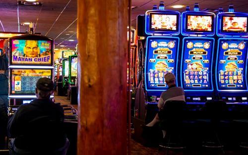 Saginaw Chippewa Indian Tribe opens multimillion hotel casino expansion