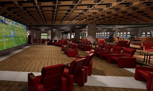 Scientific Games and Oneida Indian Nation Launch 3rd Sports Betting venue