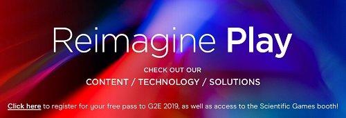 Scientific Games reimagines play at G2E 2019