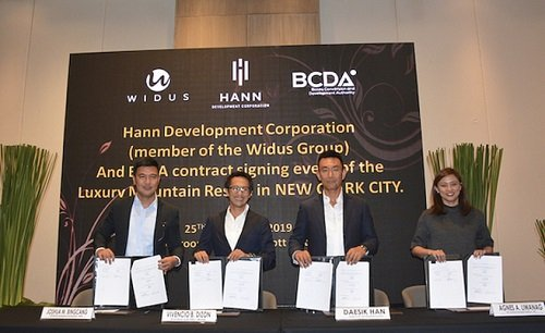 PHILIPPINES – Widus to open casino in New Clark City project