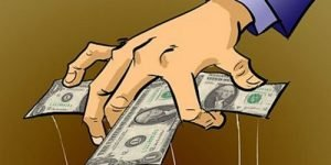 Politicians and bookmakers know that money corrupts