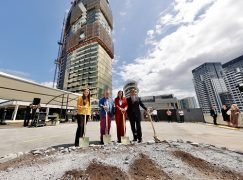AUSTRALIA – Ground-breaking event at The Star Gold Coast