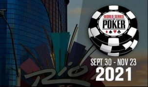World Series of Poker® announces Rio All-Suite Hotel & Casino event