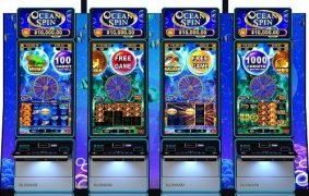 Ocean Spin™ Slot Series shows groundswell launch success