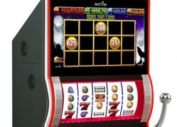 HOWLING 7s™ – The new Class III stepper game from Aristocrat Gaming™