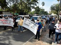 "PARAGUAY – Conajzar is denounced for ""plain day light robbery"""