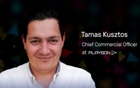 Playson appoints Tamas Kusztos to new CCO role