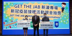 Melco Get the Jab program increases employee vaccine rate to almost 65%
