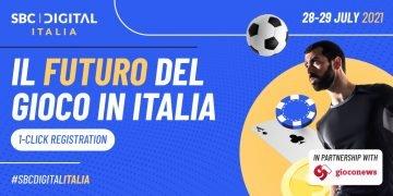 Join NOVOMATIC, Lottomatica, Sisal and many more at SBC Digital Italia!