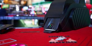 TCSJH presents the A Plus Shuffler® for Poker and Blackjack