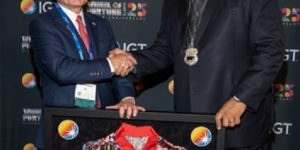 IGT celebrates 25th Anniversary of Wheel of Fortune slots at NIGA