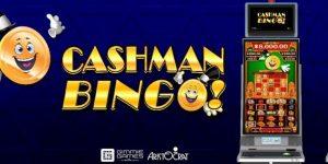 ARISTOCRAT Gaming™ introduces Cashman Bingo™
