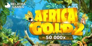 BELATRA launches adventurous Africa Gold 2 slot