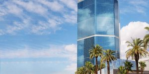Marriott sets opening date for its long-awaited Las Vegas Strip project