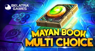 BELATRA enhances portfolio with Mayan Book Multi Choice slot